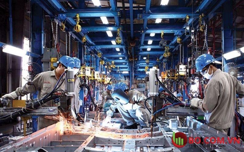 Sản lượng công nghiệp dần phục hồi lại sau đại dịch