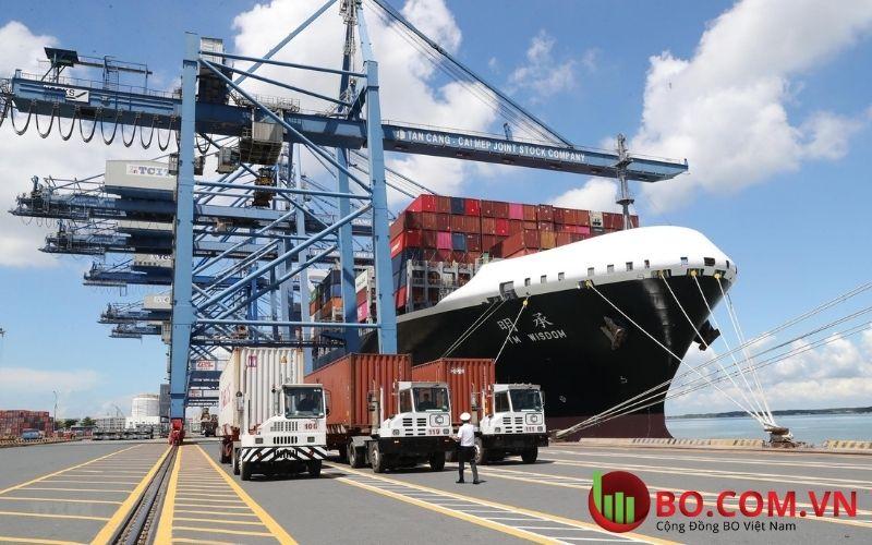 Mức độ tăng trưởng xuất khẩu của Trung Quốc trong tháng 8