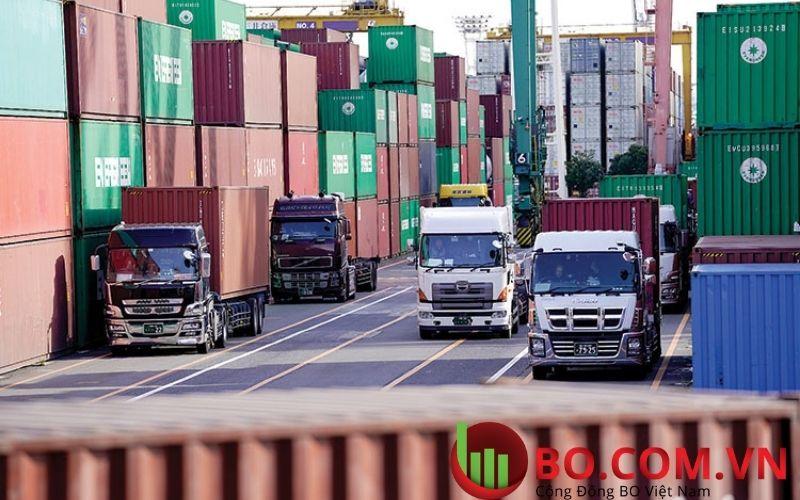 Vài nét về tình hình xuất khẩu ở Nhật Bản
