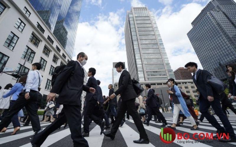 Nhật Bản đang cải thiện tâm trạng kinh doanh